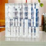 多层夹胶艺术玻璃