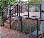 钢化玻璃护栏