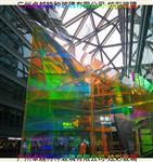幻彩玻璃炫彩玻璃/广州卓越特种玻璃