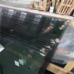 东莞玻璃厂家专业定做钢化玻璃12MM 钢化白玻 钢化玻璃桌面