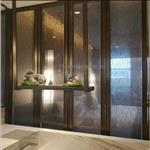 夹丝玻璃 屏风夹丝玻璃 淋浴房夹丝玻璃 同民生产