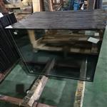 深圳中空玻璃 low-e幕墙玻璃 双层中空钢化玻璃定制加工