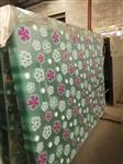丝印玻璃厂家可大量供应价格优惠花型齐全