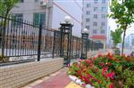 厂区围墙护栏 小区围墙护栏 围墙护栏 铁艺围墙护栏