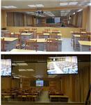 四川微格教室 录播教室单向透视玻璃加工