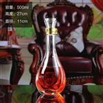 均安街道玻璃酒瓶生产480ml-勒流镇白酒瓶原浆酒瓶-佛山瓶