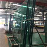 夹层玻璃厂家 定制超大尺寸超清钢化玻璃,低铁SGP夹层玻璃