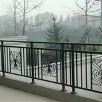 天津私人别墅阳台护栏 1米高