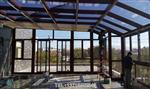 北京 阳光房遮阳,阳光房天窗,玻璃采光顶阳光房