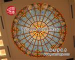 上海|提供精美别墅彩色玻璃彩绘,会所酒店彩色玻璃彩绘