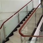 北京家居楼梯玻璃护栏