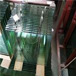 惠州玻璃加工厂 加工15mm钢化玻璃 超白钢化玻璃 精磨边