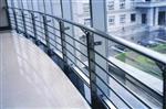 钢化玻璃扶手 酒店楼梯/大型商场钢化玻璃护栏 扶手玻璃定制