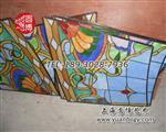 提供优质彩绘玻璃穹顶,彩绘花窗玻璃经久耐用
