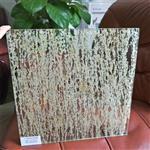 同民供应植物树脂夹胶玻璃 夹树枝干花玻璃 树枝夹胶玻璃