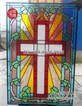 中式教堂玻璃厂家直销