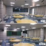 学校微格教室单向透视玻璃 实验室单透玻璃