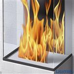 广州 肖透明微晶玻璃 耐八百度高温 可异形加工 磨边 钻孔