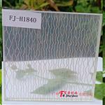 广州富景玻璃有限公司供应夹丝玻璃安全玻璃