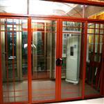 天津玻璃门 玻璃门
