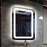 浴室柜led化妆镜智能浴室镜智能灯镜防雾浴室镜化妝鏡防雾镜