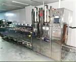 转让95成新11槽玻璃超声波清洗机