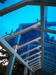 加工各种异形中空夹胶6毫米8毫米钢化玻璃