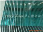 浙江杭州小区阳台扶手12mm钢化玻璃