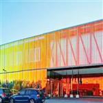 幻彩玻璃变色炫彩玻璃广州供应厂家