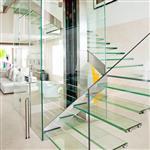 防滑玻璃地板地砖钢化玻璃广州厂家直销