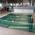 南京干法夹层玻璃设备