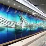 厂家生产艺术玻璃 可加工可定制
