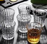 威士忌杯钻石啤酒杯套装烈酒洋酒杯