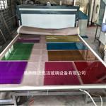 南京干法玻璃夹胶炉 淋浴房夹胶炉