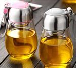徐州|400ml透明花茶玻璃大肚杯