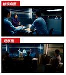 贵州单透玻璃,警局单面可视玻璃,单向透视镜