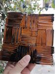 热熔艺术立体玻璃砖,深圳厂家可定做尺寸。