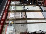 长沙|不锈钢 钢化玻璃门