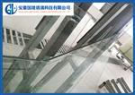 亳州钢化玻璃磨边倒角加工