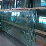 22mm钢化玻璃 特种玻璃超大板面钢化玻璃