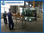 10Low-e+12A十10双钢化玻璃