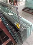 杭州12mm透明超长钢化玻璃