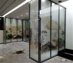 夹丝玻璃隔墙安装,产品高端、大气、时尚