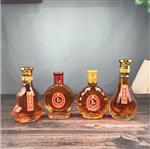 100ml125ml半斤装酒瓶空瓶玻璃高档小酒瓶密封透明带盖烧酒瓶子