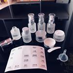 20ml 30ml 50ml毫升化妆品玻璃瓶
