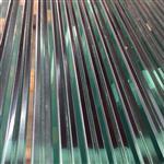 河南郑州超长超宽LOW一E弯钢中空夹胶玻璃