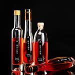批发小酒瓶 100ml 2两酒瓶 125ml酒瓶白酒瓶 玻璃酒瓶定做
