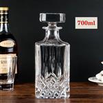 各种水晶玻璃酒瓶