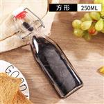 250ml牛奶酵素玻璃瓶