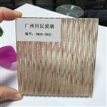 广州瓦楞玻璃艺术夹丝玻璃供应厂家